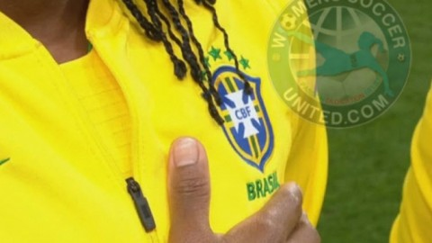 Pia Sundhage names Brazil Squad for Tournoi De France 2020