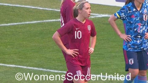 Nobbs stars in England win