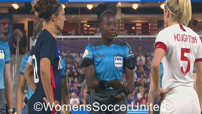 USA v England SheBelieves Cup 2020