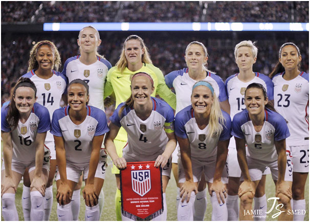 USA's Success in Women's Football is worth Gold for TV and Bettors