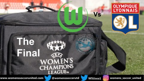 UEFA Women's Champions League 2020 Semi Final's Start Wednesday 26th August