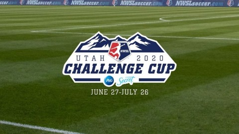 NWSL announces 2020 Challenge Cup presented by P&G and Secret