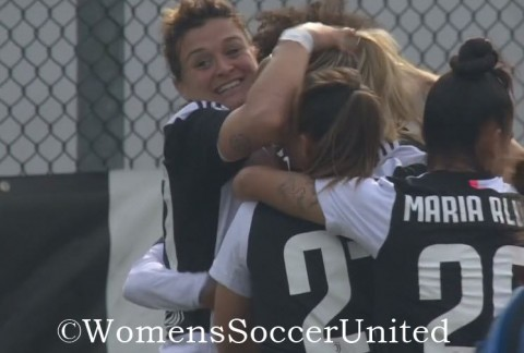 Juventus FC crowned league Champions of the Italy Serie A Femminile 2020