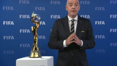 Australia and New Zealand Will host the 2023 FIFA Women's World Cup