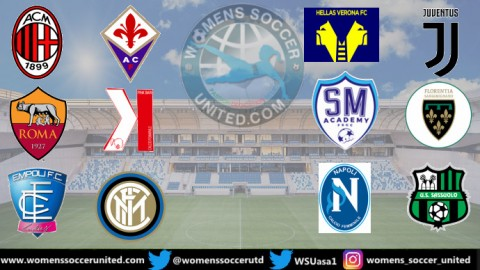 Fiorentina Lead Italy Serie A Femminile 30th August 2020
