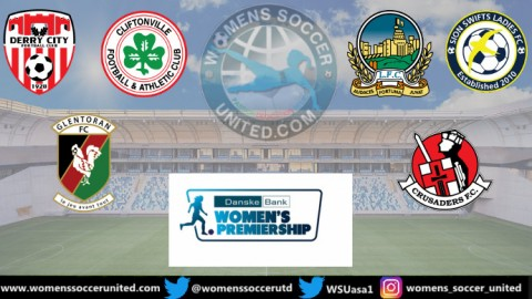 Sion Swifts Lead Danske Bank NIFL Women's Premiership 10th September 2020