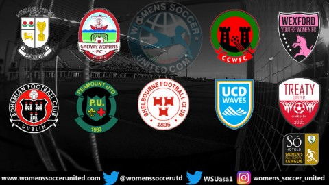 Republic of Ireland WNT League 2020 Season Starts Saturday 8th August