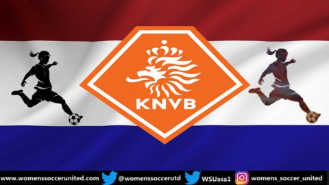 KNVB gives permission for amateur women to play in a senior men's team in the Netherlands.