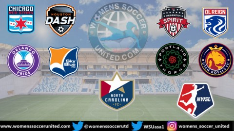 National Women's Soccer League 2020 fall series Games and Results