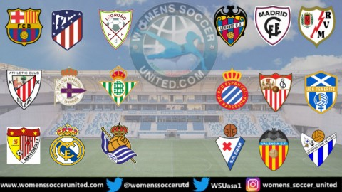 Barcelona leads the Spanish Femenino Primera Iberdrola 31st January 2021