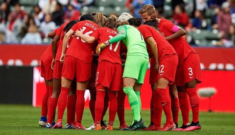 Canada announces training camp squad ahead of the 2021 SheBelieves Cup