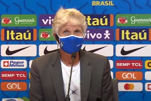 Pia Sundhage names Brazil's Squad for the She Believes Cup 2021