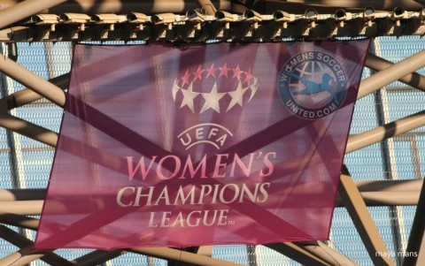 UEFA Women's Champions League Round of 16 Draw 16th February 2021