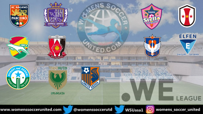 The Japanese Top Women's League Goes Professional For The 2021 Season - Womens Soccer United