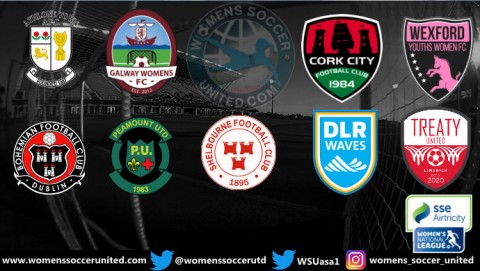 Opening Match Day Results SSE Airtricity Women's National League 28th March 2021