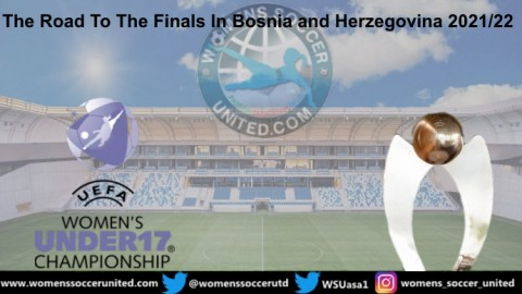 UEFA Women's U-17 Championship 2021/22 Draw Announced
