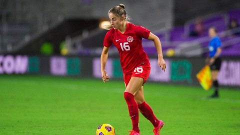 Canada to face Wales in Women's International Friendly Match