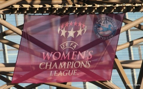 UEFA Women's Champions League Round of 16 Games and Results