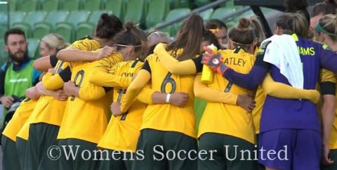 Australia name Squad to play Germany and Netherlands