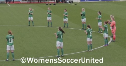 Northern Ireland name Squad to play in the UEFA Women's EURO 2022 Playoffs
