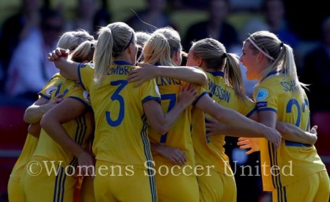 Peter Gerhardsson names Sweden Squad to play USA and Poland