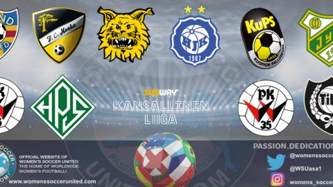 KuPS lead the Finland Subway Kansallinen Liiga 18th April 2021