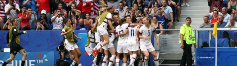 Can anyone catch the USWNT? Latest FIFA/Coca-Cola Women's World Ranking out now – June 2021