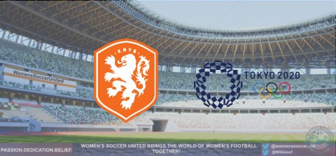 Netherlands coach Sarina Wiegman names Squad for Tokyo Olympic Games