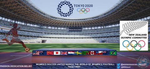 New Zealand Olympic Committee Names Team for the 2020 Tokyo Olympic Games