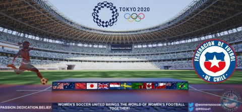 José Letelier names Chile Team for the 2020 Tokyo Olympic Games