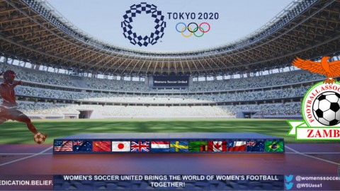 Bruce Mwape names Zambian Team for the 2020 Tokyo Olympic Games