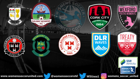 Shelbourne FC Lead the SSE Airtricity Women's National League 29th August 2021