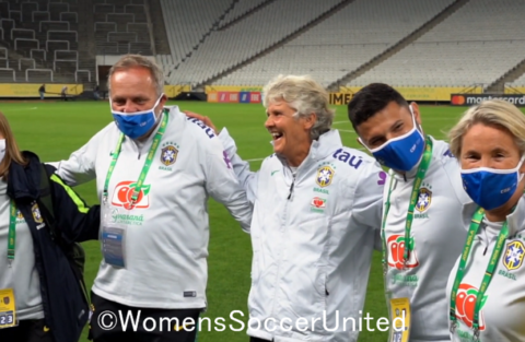 Pia Sundhage Names Squad to play Argentina in Two Games