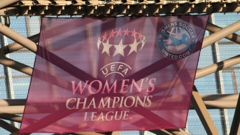 UEFA Women's Champions League group stage Starts 4th and 5th October