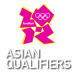 Group logo of Asian Qualifiers for the London 2012 Olympics