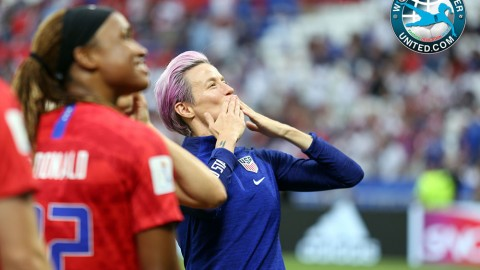 USA win 2019 Women's World Cup