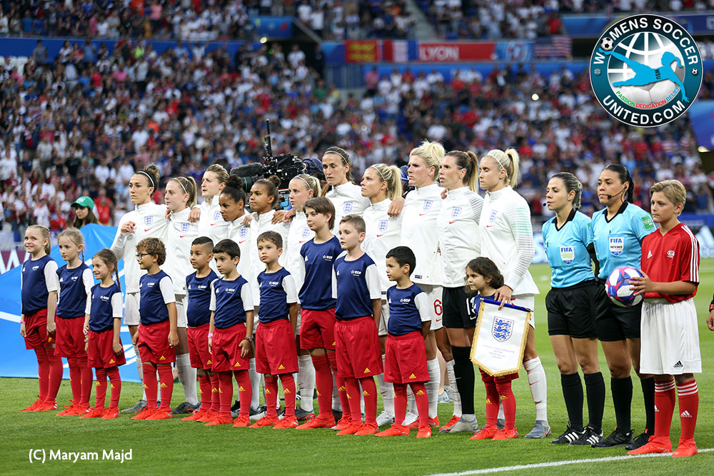 England finish 4th at World Cup - Womens Soccer United