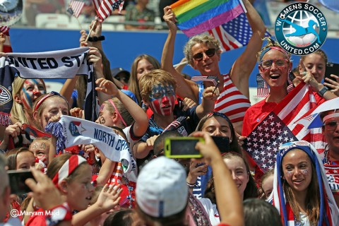 USWNT Looking to Break Attendance Record for Stand-Alone Friendly Match with More Than 40,000 Tickets Sold!