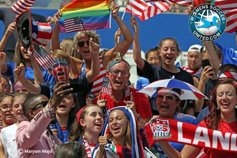 FIFA Women's World Cup 2019 Attendances