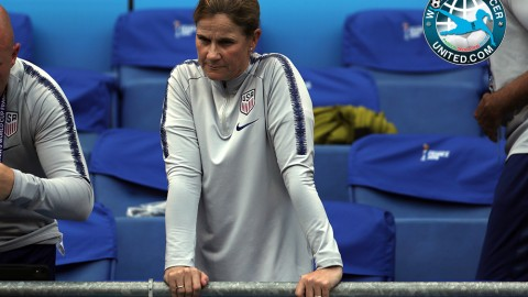 Jill Ellis to Step Down as USA Women's National Team Head Coach