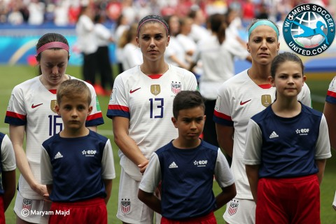 USWNT Will Travel to Europe in April FIFA Window to Face Sweden on April 10