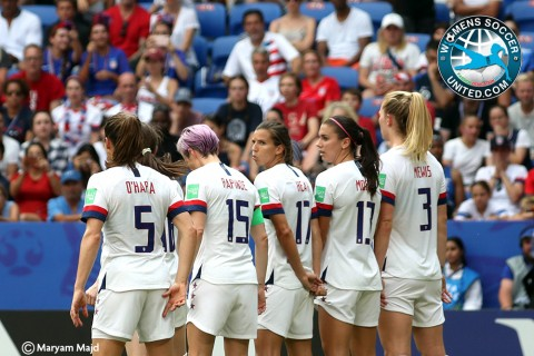 U.S. Women National Team Stars on Equal Pay: To Win that Fight is Bigger than World Cup Victory