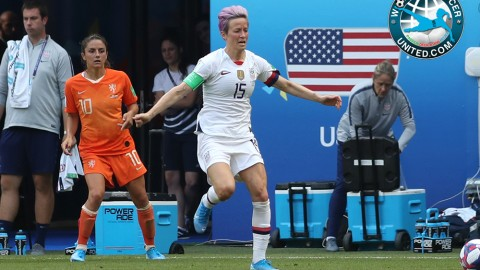 Megan Rapinoe to Skip NWSL Tournament