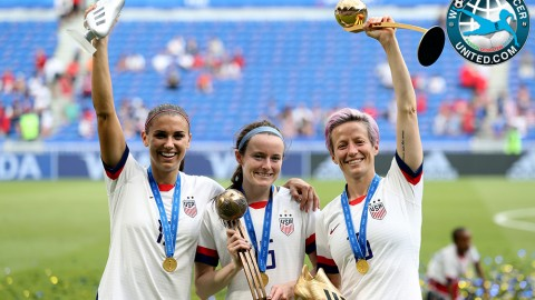 World Champions USA will play Portugal as part of their Victory Tour presented by Allstate®