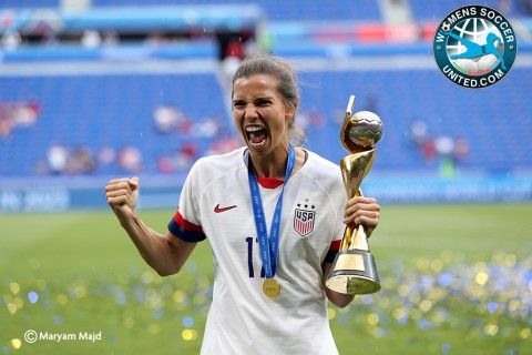 Women's World Cup Could Go Biennial Says FIFA President