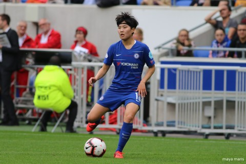 Chelsea crowned WSL champions