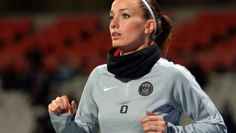 Lindsey Horan and Kosovare Asllani leave Paris Saint-Germain by mutual agreement
