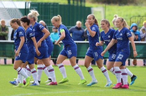 English FA Women's Super League named The World's Best League 2020