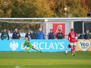 SOPHIE BAGGALEY PENALTY SAVE