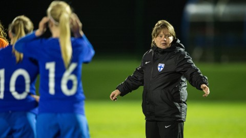 Miettinen: Reaching the U-17 World Cup is so important for Finland